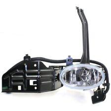 For Accord 08-10, Driver Side Fog Light, Clear Lens, Plastic Lens