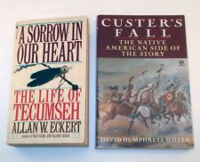 A Sorrow in Our Heart Life of Tecumseh & Custer's Fall The Native Side of the