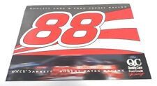 """1996 DALE JARRETT #88 """"QUALITY CARE FORD RACING""""  NASCAR WINSTON CUP HERO CARD"""