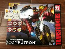 NEW Transformers Generations Combiner Wars Computron Collection Pack 2 DAY GET
