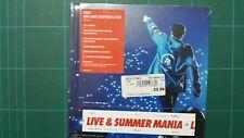 RIKI - LIVE + SUMMER MANIA (DELUXE EDITION 2 CD SIGILLATO 2018)