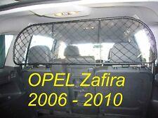 Divisorio Griglia Rete Divisoria auto OPEL Zafira 2006-2010, per cani e bagagli