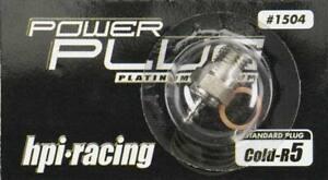 HPI 1504 R5 Cold Glow Plug Pulse WR8 Bullet Savage Nitro Firestorm Trophy Truggy