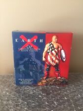 Earth X Cap Limited Edition Resin Statue Marvel Captain America Dynamic Forces