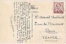 Ecrivain Françoise MALLET-JORIS autographe