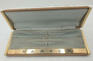 """Parker """"51"""" Brown Fountain Pen CASE ONLY"""