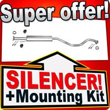 Middle Silencer NISSAN JUKE 1.6 Exhaust Box AKX