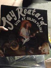 Jay Reatard - Live at Golden Plains LP -M- #90 / 500 ULTRA RARE !!!! -SEALED -