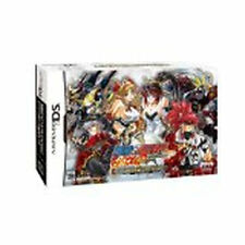 Mugen no Frontier Super Robot Taisen OG Saga DS NDS JP EXCEED Limited edition