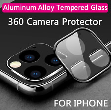 Camera Lens Glass Protector Metal Cover For iPhone 12 Pro Max 11 Pro Accessories