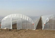 Agfabric® 2.4Mil Greenhouse Film Clear Plastic Polyethylene Film -*VARIOUS SIZE*