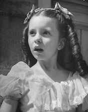 MARGARET O'BRIEN UNSIGNED PHOTO - 4779 - JANE EYRE & THE SECRET GARDEN