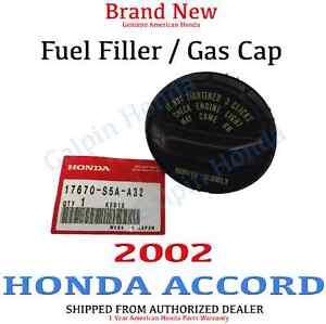 For 1998-2002 Honda Accord Fuel Tank 36897CR 1999 2000 2001 Fuel Tank