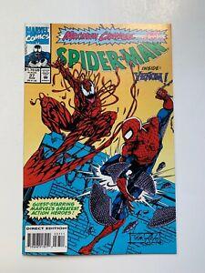 Spider-Man #37 - Maximum Carnage 12 of 14 (Marvel Comics, 1993) VF/NM