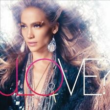 JENNIFER LOPEZ - LOVE - CD (IMPORT) BRAND NEW AND SEALED