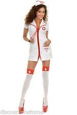 BEDSIDE BETTY SEXY NURSE ADULT HALLOWEEN COSTUME WOMEN'S SIZE X-SMALL 3-5