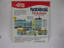 LIVING WORLD HABITRAIL STICKABLES FOR YOUR HAMSTER VICTORIAN ADDITIONAL FLOORS