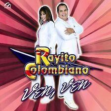 Rayito Colombiano : Ven Ven CD