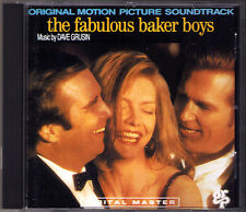 THE FABULOUS BAKER BOYS Dave Grusin Michelle Pfeiffer Benny Goodman Earl Palmer