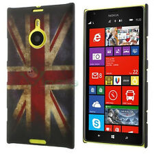 Custodia rigida bandiera inglese INGHILTERRA per Nokia LUMIA 1520 cover UK