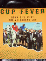 RENNIE ELLIS : CUP FEVER - RENNIE ELLIS AT THE MELBOURNE CUP