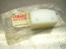 New ORIG yamaha xt 500 2n0-22178-00 rear swing bras Chain tecno plastic Guard