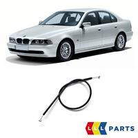 NEW GENUINE BMW 5 SERIES E39 FRONT BONNET HOOD RELEASE CABLE 8176596