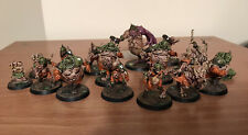 Blood Bowl Nurgle Team Nicely Painted 13 Players