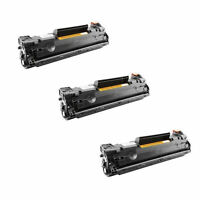 3PK NON-OEM for Toner Cartridge CANON 137 IMAGECLASS MF212W MF216N MF227 MF229DW