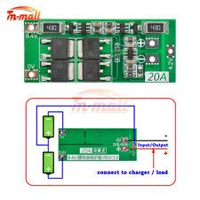 2S 20A BMS Cargador 18650 Batería Li-ion de Litio placa de protección de equilibrio