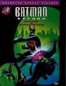 Batman Beyond DVD Tech Wars Disappearing Inque
