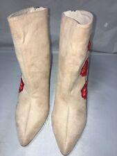 Cape Robbin Women's Nude Beautiful-9 Booties Size 8.5