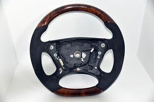 Mercedes-Benz Sports Steering Wheel Alcantara SL55 CLS55 G55 W463 R230 C219