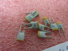 Condensador de cerámica sin fines de lucro - 82pf 100V Philips 680 Brida Tipo 10 por paquete Series