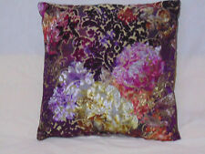Designers Guild / Christian Lacroix Fabric Zambelli Damson Cushion Cover