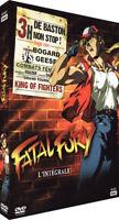 ★ Fatal Fury★ Film et OAVs - Edition Intégrale - DVD