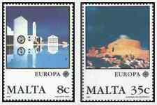 Timbres Europa Malte 747/8 ** lot 15099