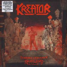 Kreator – Terrible Certainty Remastered 2x LP Vinyl Gatefold New (2017) Metal