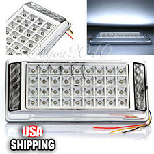 DC12V 36 LED Car Truck Vehicl Pure White Dome Wedge Ceiling Roof Interior Light