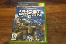 GHOST RECON 2  SUMMIT STRIKE        ----- pour XBOX