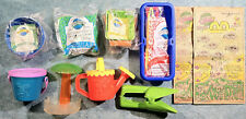 1993 McDonald's Happy Meal Toys - EARTH DAYS - Complete Set (4) + 2 Bags + MORE