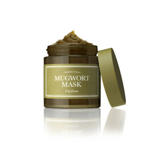 I'm From Mugwort Mask 110g / to calm soothe skin redness irritation care