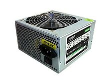 New 20/24 Pin 550W ATX Power Supply with 120mm Fan (80 Plus)