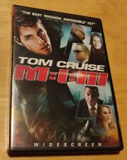 Mission: Impossible Iii Dvd 2006 Widescreen Tom Cruise Action