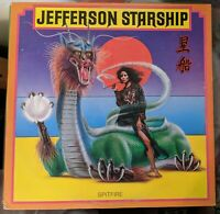 Jefferson Starship Spitfire 1976 Indianapolis pressing Grunt LP Record Album