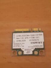 + Intel N 7260 7260HMWAN Dual Band SPS:717381-001 WLAN+Bluetooth Mini PCIe +