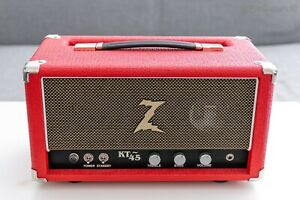 Dr. Z KT-45 45-Watt Guitar Amp Head in Red