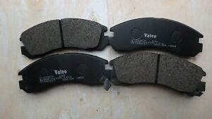 BRAKE PADS FRONT FOR PEUGEOT 4007  2017 ON