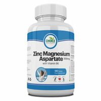 ZMA Tablets - Zinc Magnesium B6 Test Testosterone Booster - Max Anabolic Growth