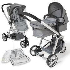 3in1 Kinderwagen Kombikinderwagen Buggy Babyjogger Reisebuggy Sportwagen gr Kids